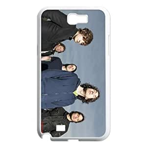 Samsung Galaxy N2 7100 Cell Phone Case Covers White Snow Patrol Mobile Phone Case FHC