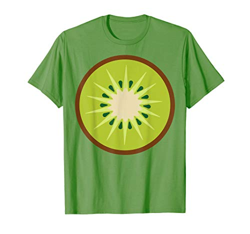 Kiwi Fruit Easy Lazy DIY Halloween Costume