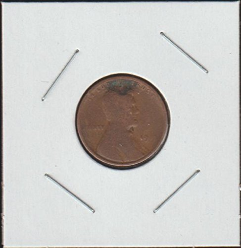 1911 Lincoln Wheat (1909-1958) Penny Very Good