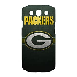 Samsung Galaxy S3 I9300 Phone Case Sports NFL Green Bay Packers Protective Cell Phone Cases Cover DFZ021100