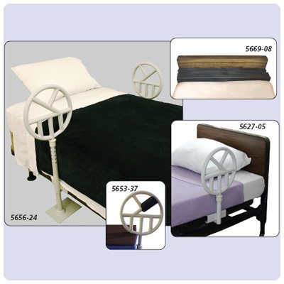 [Halo Safety Ring - Assisted Living and Home Style Beds (twin to queen), ALC Safety Ring] (Halo Safety Ring)