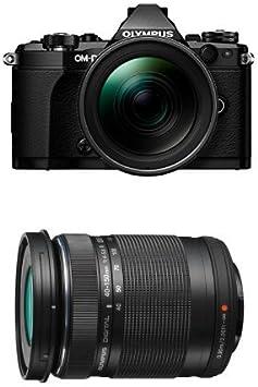 Olympus Om D E M5 Mark Ii Systemkamera Inkl 12 40 Mm Kamera
