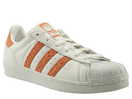 Adidas Superstar Sneaker Damen 7 Uk - 40.2 / 3 Eu