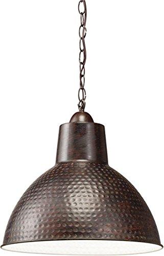 Missoula 1 Light - Kichler 78200 Missoula Pendant 1-Light, Bronze