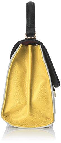 Multicolor Bolso Amarillo LOLA Blanco CASADEMUNT Mujer Negro BL5226 qnnIxUE