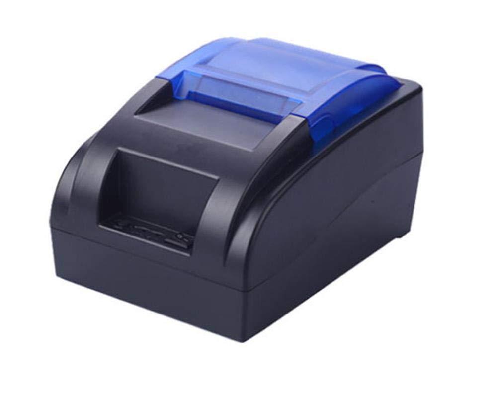 Impresora térmica para recibos USB de 58 mm, impresión de alta velocidad de 90 mm/s, compatible con los comandos de impresión ESC/POS Set-EU Plug