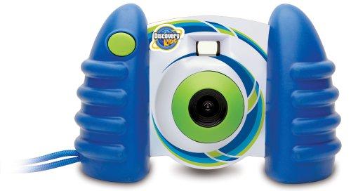 Discovery Kids Digital Camera, Blue - Kid Tough Blue Digital Camera