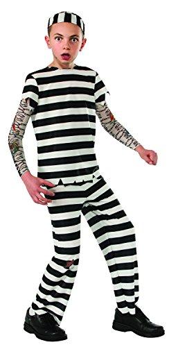 Jailbreak Halloween Costume - Rubies Jailbreak Costume, Large