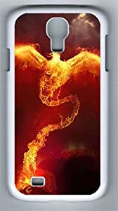Samsung Galaxy S4 Case and Cover- Phoenix PC Hard Case for Samsung Galaxy S4 / SIV/ I9500 White