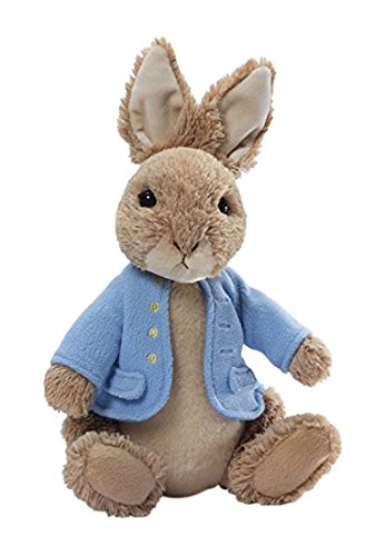 Gund 4048907 Classic Beatrix Potter Peter Rabbit Stuffed Animal Plush, 6.5-Inch