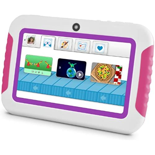 Ematic FTABMP2 4.3-Inch 4GB Fun Tab Mini Touch Screen Kids Tablet (Pink/Purple) Coupons