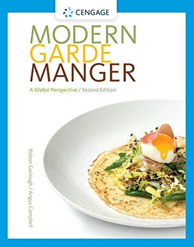 Modern Garde Manger: A Global Perspective