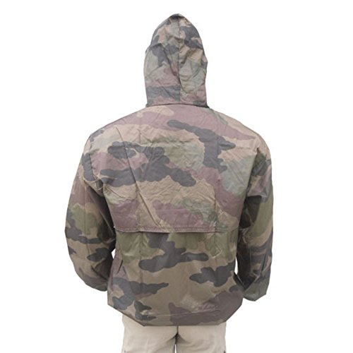 Ares Coupe Vent imperméable Imper/Respirant Camouflage ce 3