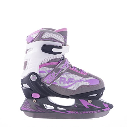 Rollerface Patines Modelo Switch 3, Color Lila, Mediano