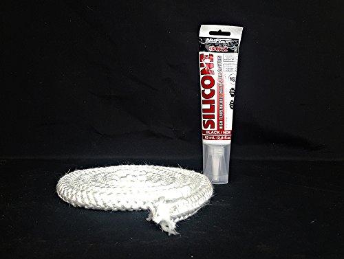 Danson Glowboy 5/8 Rope Door Gasket Seal Kit KS-5060-1160 by Pellethead