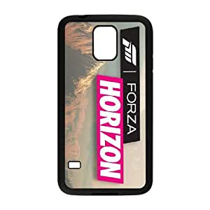 Samsung Galaxy S5 Cell Phone Case Black Forza Horizon 2 LSO7890711