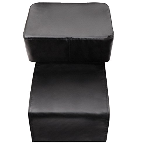 Barber Beauty Salon Spa Equipment Styling Chair Child Booster Seat Cushion Black by allgoodsdelight365 (Image #6)