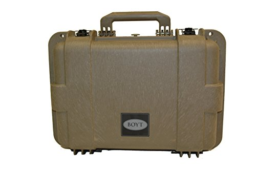 (Boyt Harness H-Series Double Handgun Accessory Case, Flat Dark Earth, One Size)
