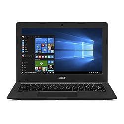 Acer Aspire One Cloudbook 11 1-431-C2Q8 14 inch Notebook (Intel Celeron N3050, 2 GB, 32 GB, eMMC, Windows 10) - Black/Grey