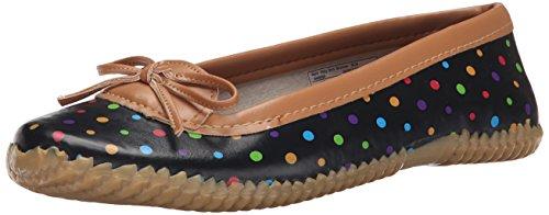 Dot Skimmer - Western Chief Women's Ditsy Dots Skimmer Rain Shoe, Multi, 7 M US