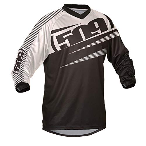 (509 Windproof Snowmobile Jersey (2XL, White))