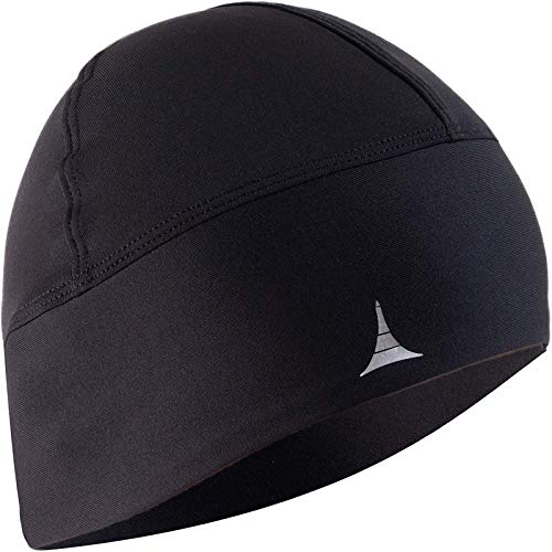 Skull Cap Helmet Liner Running Beanie - Ultimate Thermal Retention and Performance Moisture Wicking. Fits Under Helmets