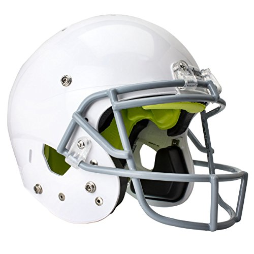 New England Patriots Halloween Costume (Schutt Air Standard V Helmet with Facemask)