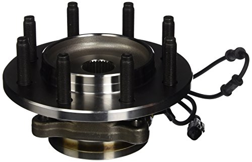 Timken HA590166 Wheel Bearing and Hub Assembly (2500 Front Hub Wheel)