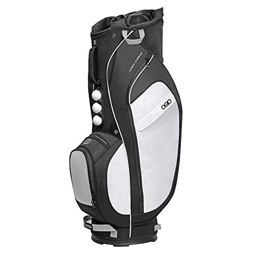 OGIO 2018 Lady Cirrus Cart Bag, Black