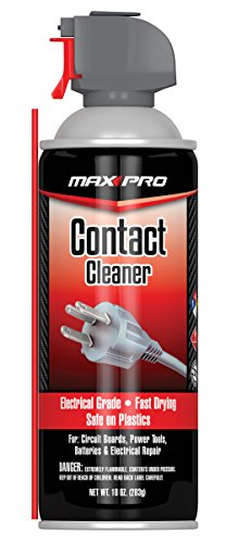 12 x Max Professional Contact Cleaner (DPC) 11 oz by Max Professional (Image #1)