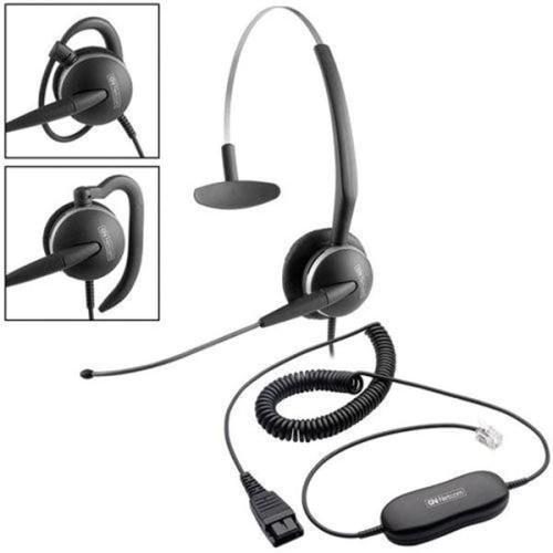Jabra 2127-80-54 GN2125 NCTC Telecoil Headset for Deskphone