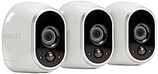 Arlo - Wireless Home Security Camera System | Night vision, Indoor/Outdoor, HD Video, Wall Mount | Includes Cloud Storage and Required Base Station | 3-Camera System (VMS3330) (B00TU7S4LG) | Amazon price tracker / tracking, Amazon price history charts, Amazon price watches, Amazon price drop alerts