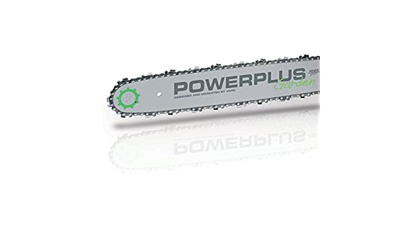Power Plus - Cadena de repuesto para motosierra con 30 cm ...
