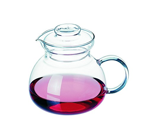 Simax Glassware 3243 Marta Teapot, Clear