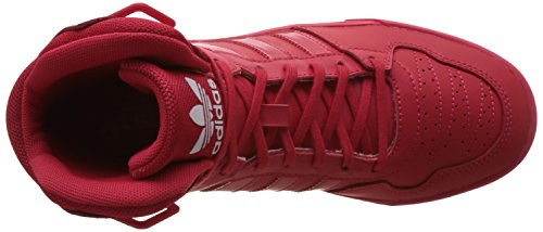 Zestra Femme Baskets Rouge Hautes adidas Bianco O1npHqpAd