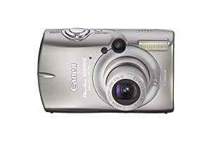 Canon PowerShot SD950IS 12.1MP Digital Camera with 3.7x Optical Image Stabilized Zoom (Titanium)