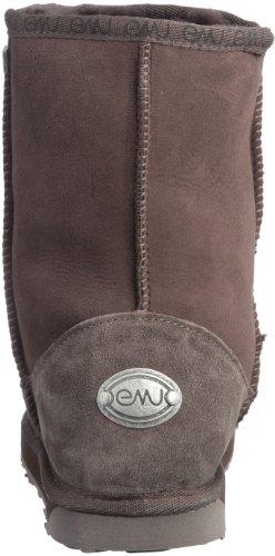 Stinger Real Platinum Boots Sheepskin Chocolate Made Australia Australian Womens EMU Lo XE1fq