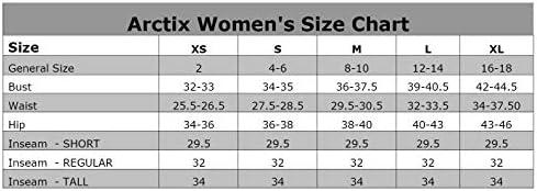 Arctix Women's Snow Sports Insulated Cargo Pants