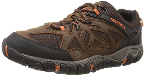 Merrell Trekking All Maple Blaze Burnt Out Herren Vent amp; Wanderhalbschuhe vqTO7vw