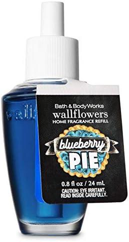 【Bath&Body Works/バス&ボディワークス】 ルームフレグランス 詰替えリフィル ブルーベリーパイ Wallflowers Home Fragrance Refill Blueberry Pie [並行輸入品]