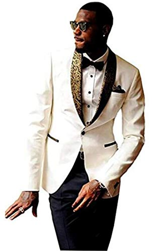 The 10 best wedding tuxedo for men beige for 2020