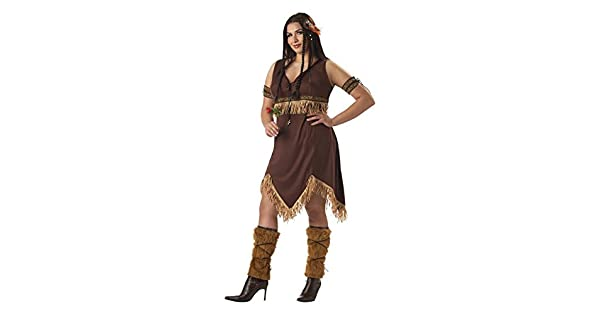 Amazon.com: california costumes Women s indio disfraz de ...
