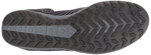 Saucony Women's Havok XC2 Flat Track Shoe Black/Grey/Vizi-red 5.5 M US by Saucony (Image #3)