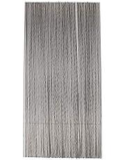 Hemoton 100pcs Stainless Steel Flat BBQ Skewers Shish Kebab Grilling Metal Skewers Non Stick BBQ Grill Grilling
