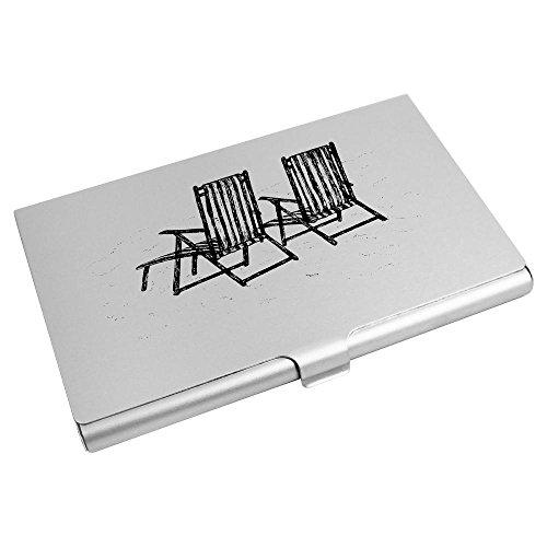 Holder CH00017415 Business Wallet Azeeda Loungers' Card Credit Card 'Striped x68Iw8qR
