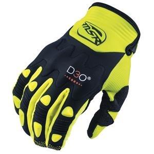 MSR Impact Gloves - Medium/Black/Hi-Viz (Msr Glove)