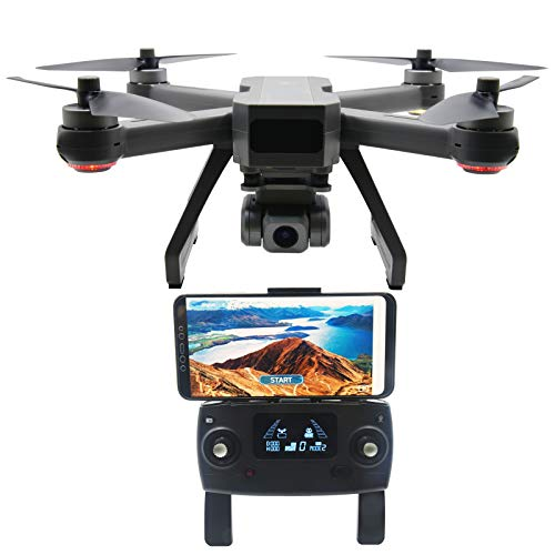 Blomiky B20 EIS Brushless GPS RC Quadcopter Drone with 4K 30fps UHD EIS Anti-Shake Camera for Adults B20 Drone