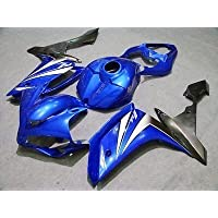 Blue Silver Complete Fairing Kit Bodywork Injection for Yamaha Yzf R1 2007-2008