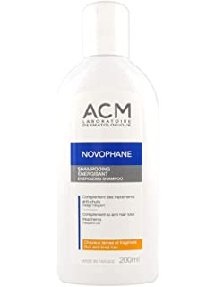 Amazon.com : ACM Laboratoire Novophane Energisant Anti Hair ...