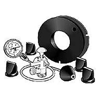 Dometic 385310048 Ring and Clamp Kit for 140 Series Toilet - Bone: Automotive